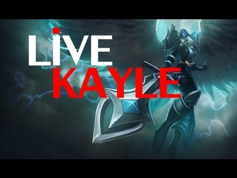 LIVE Kayle MID Español [Temporada 3] Te meto la Q? League of Legends