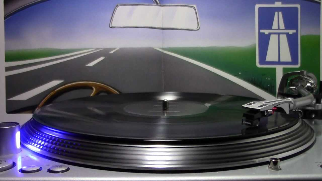Kraftwerk Autobahn Vinyl Youtube