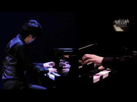 KOTARO FUKUMA PLAYS L.  SKELTON CIVIL WAR VARIATIONS