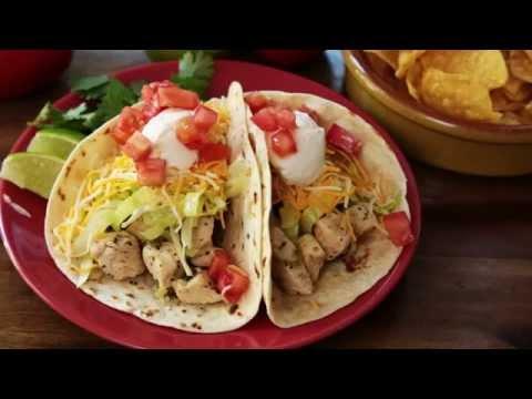 How to Make Chicken Soft Tacos | Chicken Recipes | Allrecipes.com