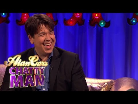Michael McIntyre - Full Interview On Alan Carr: Chatty Man