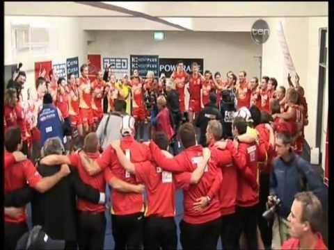 Gold Coast Suns' First Win Club Song