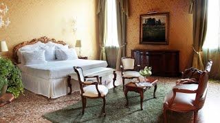 Junior suite at Grand Hotel Dei Dogi, Venice, a Dedica Anthology Collection Property by Marriott