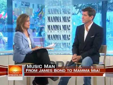 Today: Mamma Mia!: Pierce Brosnan Interview (2008)