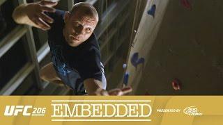 UFC 206 Embedded: Vlog Series - Episode 4