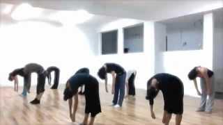 Danza Contemporánea, clase EMANUEL GAITAN