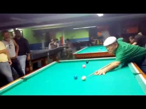 Rui Chapeu X Jajá Snooker Bar