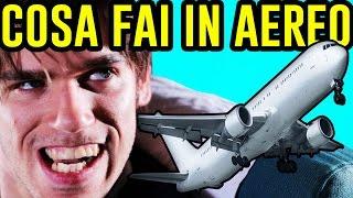 COSA FAI IN AEREO - PARODIA - iPantellas thumbnail