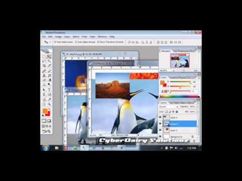 how to use photoshop cs3 tools in hindi