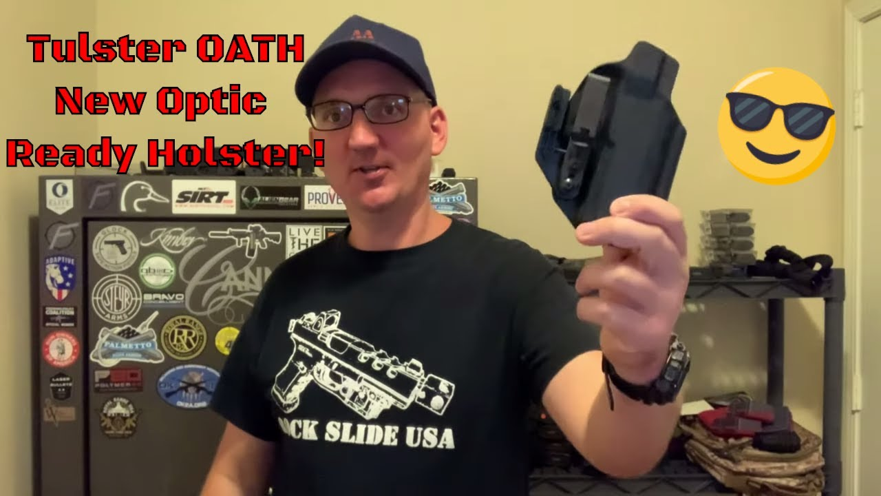 Tulster OATH - Brand New Optic Ready Holster from Tulster (2020)