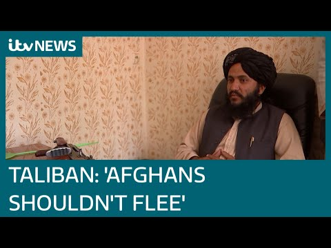Afghanistan: 'Kabul takes less than 24 hours to turn back 20 years' - eyewitness report | ITV News