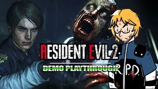 Back To Raccoon City - First, Fast & Full Demo Runs: Resident Evil 2 Remake (X1X)
