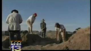 Biblical city of Sodom found?