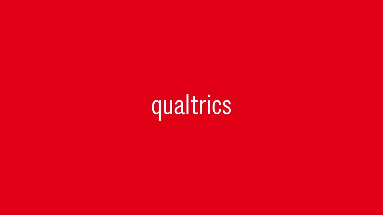 Qualtrics Research Core Reviews: Overview, Pricing and Features