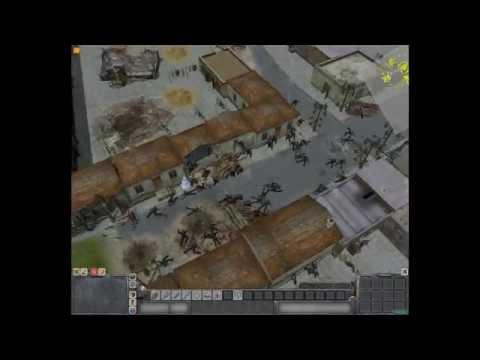 Warsaw ghetto uprising battle (GEM editor)