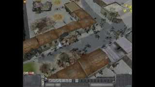 Warsaw ghetto uprising battle (GEM editor)