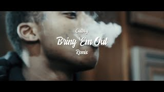 Calboy - Bring 'Em Out Freestyle (YoungBoy Never Broke Again Remix) 🎥