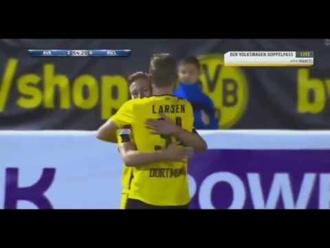 Borussia Dortmund vs Standard Lüttich | Frendlymatch HIGHLIGHT! (13-01-17)