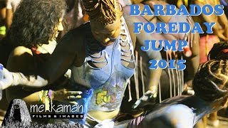 Barbados Carnival Foreday Jump 2015