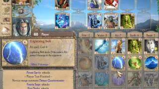 Spectromancer: Gathering of Power - Novice mage - Single Duel 7