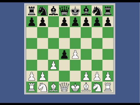 Chess Opening- Smith Morra Gambit! (Part 1)