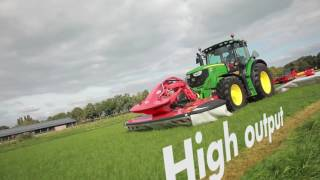 KUHN GMD / FC TRIPLE - Mowers - Mowers conditioners (In action)