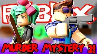 ICE CREAM BASEMENT! | ROBLOX Murder Mystery 2 w/ SallyGreenGamer!