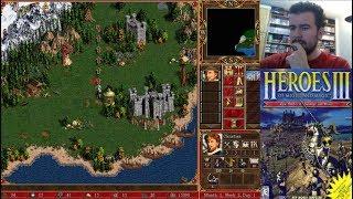 HEROES OF MIGHT AND MAGIC 3 (PC) - Fantasía y estrategia por turnos || Gameplay en Español