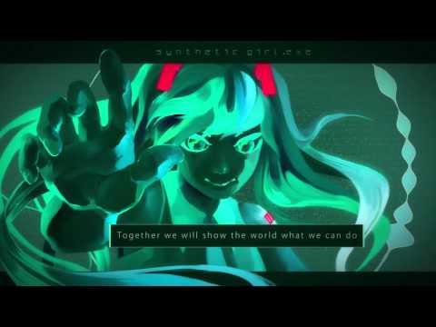【Hatsune Miku】  Synthetic Girl 【Vocaloid Original】