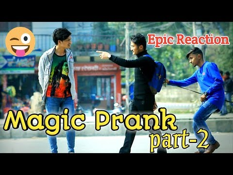 Nepali Prank-fake Magician Prank Part_2/awesome Nepalese/epic Reaction
