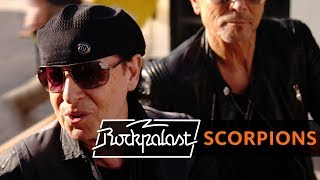 Kinodreh mit den Scorpions | BACKSTAGE | Rockpalast | 2017