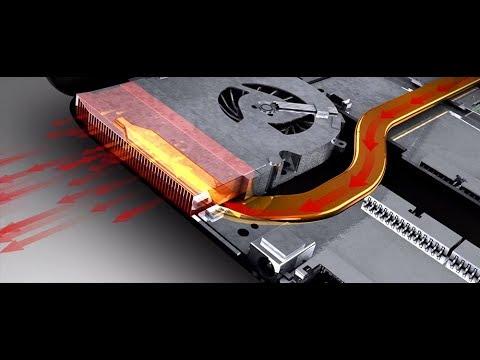 Если не работает вентилятор на ноутбуке, крутится с толчка, замена на аналог, ремонт