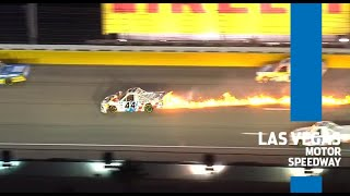 NASCAR Truck Series Extended Highlights | Camping World Truck Series from Las Vegas Motor Speedway