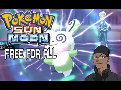 Acrobatics -  Pokemon Sun & Moon FFA