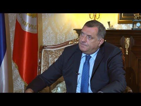 Intervju - Milorad Dodik : Znam kakvu BiH želim!
