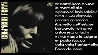LPJ 5072 - Il meglio di Gabriella Ferri - 1966