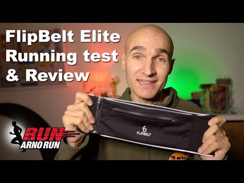 Flipbelt Elite Running Test and Review