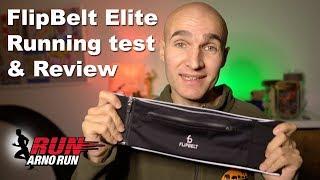 Flipbelt Elite Running Test and Review