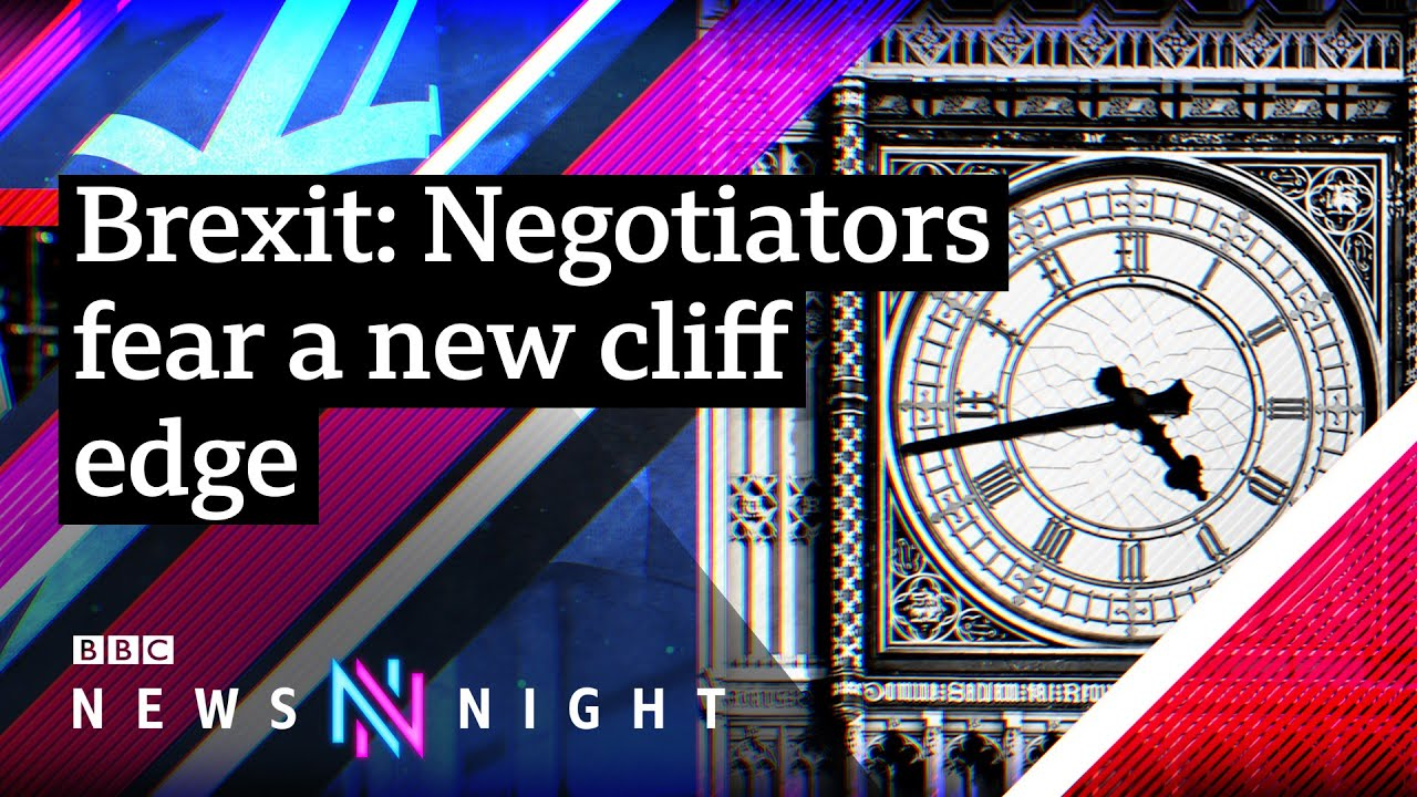 Will the UK diverge or politically align with the EU post-Brexit? - BBC Newsnight