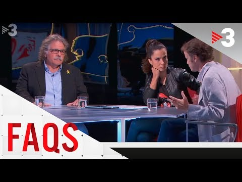 FAQS | Joan Tardà i Jaume Asens, a 'Preguntes freqüents'