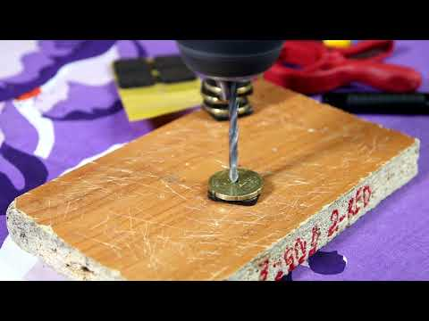 How To Make speaker stand spike shoes pads #DIY42