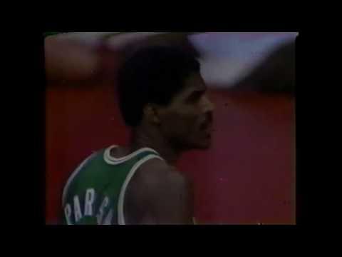 Artis Gilmore vs Celtics 1981