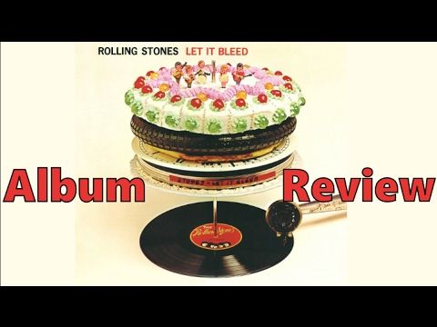 The Rolling Stones Let It Bleed Album Review
