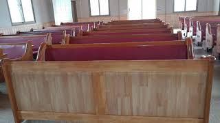교회 장의자 신형 중고 판매