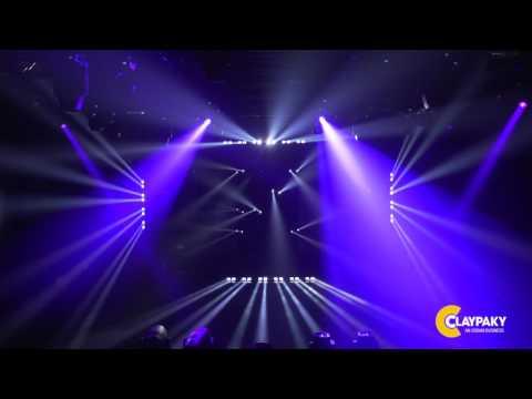 Claypaky Light Show 2017