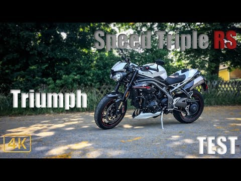 Triumph Speed Triple 1050 RS TEST | Das Beste Gesamtpaket...?!