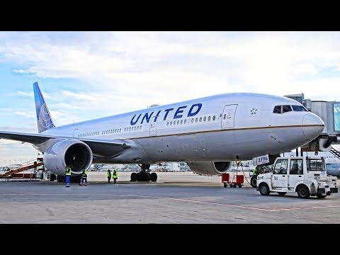 UNITED ECONOMY CLASS EXPERIENCE | Boeing 777 & 757 - Newark