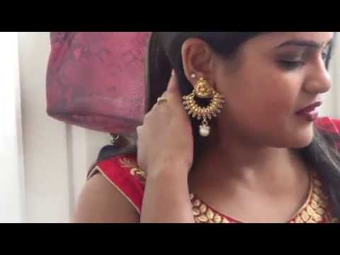 Makeup for Indian Anarkali Outfits, Indian Party Makeup | Desigal1010