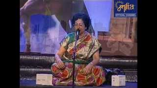 Padmashree Padmaja Phenany Joglekar - Runuzunu Runuzunu Re Bhramara