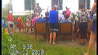 Крон - Я стою один (Концерт в Родниковском, июнь 2010 года)